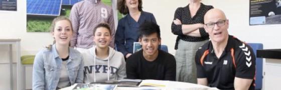 Duurzame Denkers 2018: IkcircuLEER - duurzame ontwikkelingen naar het beroepsonderwijs