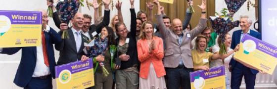 Winnaars Duurzame Dinsdag 2019