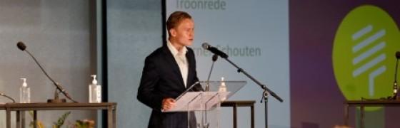 Lees de Duurzame Troonrede van Werner Schouten